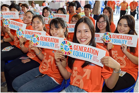 Generation Equality International Womens Day 2020