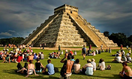 Summer Solstice in Mexico June 20