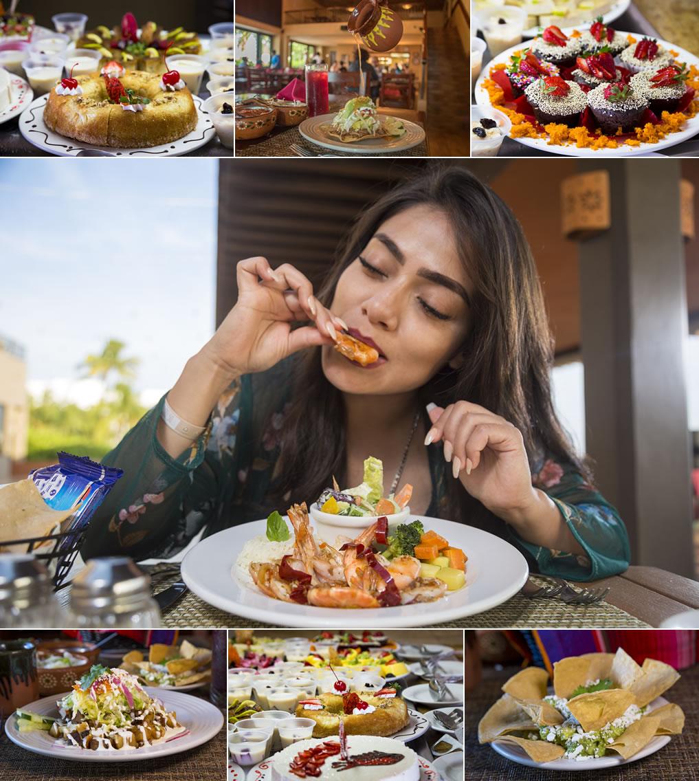 Gastronomía de Hotel Playa Mazatlán