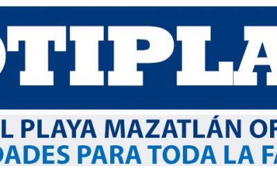 Hotel Playa Mazatlán ofrece Actividades para la toda la Familia