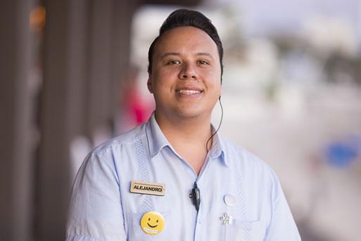 Alejandro Lerma Gerente Operativo de Hotel Playa Mazatlán