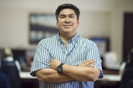 Alfredo Zenteno Director Comercial de Hotel Playa Mazatlán