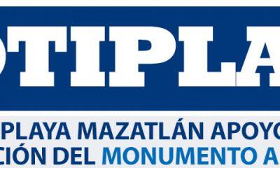 Hotel Playa Mazatlán apoyó en la construcción del Monumento a la Familia