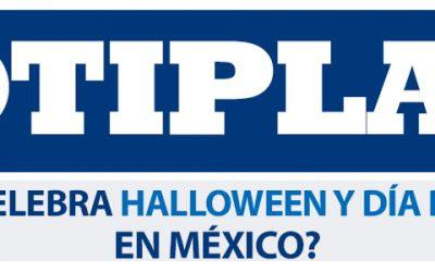 ¿Cómo se celebra Halloween y Día de Muertos en México?