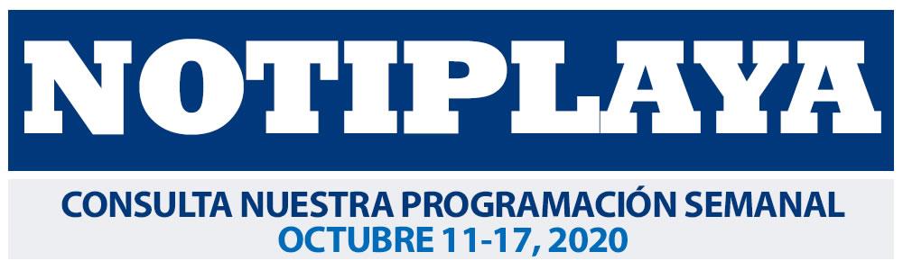 Consulta nuestra Programación Semanal Octubre 11-17 2020