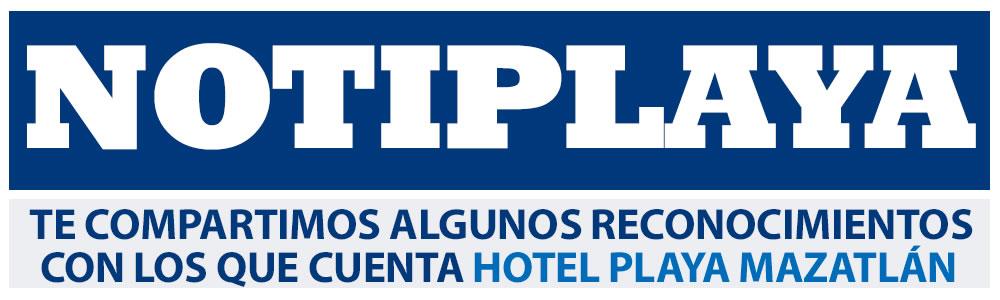 Te compartimos algunos reconocimientos con los que cuenta Hotel Playa Mazatlán