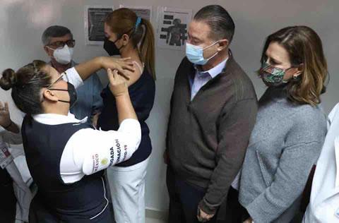 Vacunación Covid19 Sinaloa