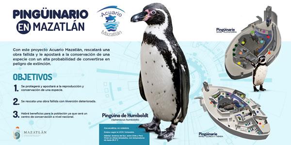 Pinguinario Mazatlán