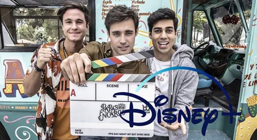 Disney Plus Papá por Encargo en Mazatlán