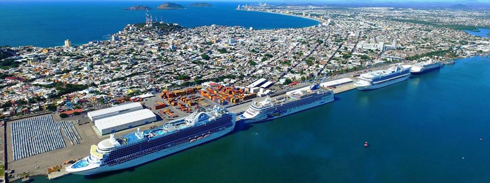 Mazatlán contará con nueva terminal de Cruceros Turísticos