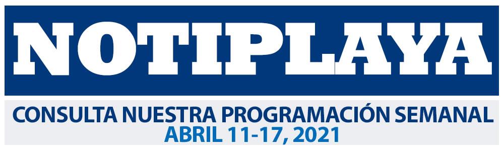 Consulta nuestra Programación Semanal Abril 11-17 del 2021