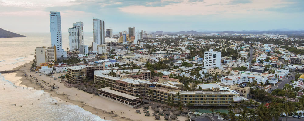Mazatlan will begin the arrival of cruise ships under strict security protocols