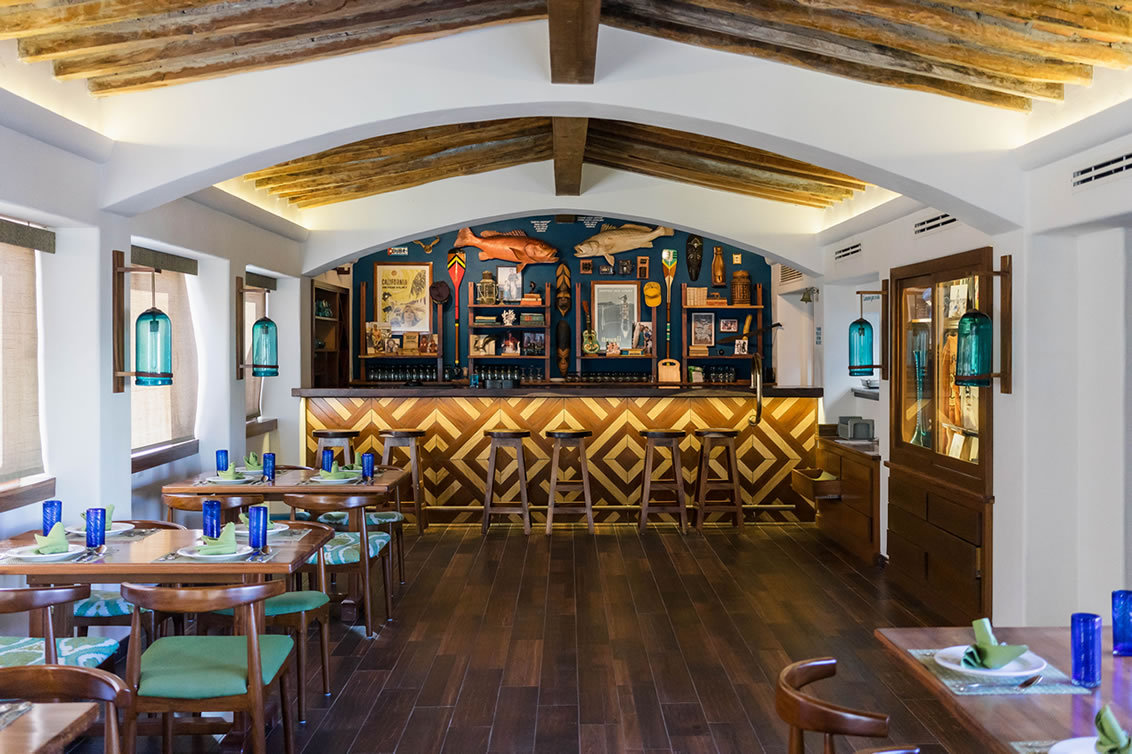 Restaurante Capitán Jack Tacos and Grill