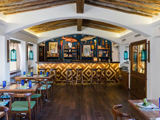 Restaurante Capitán Jack