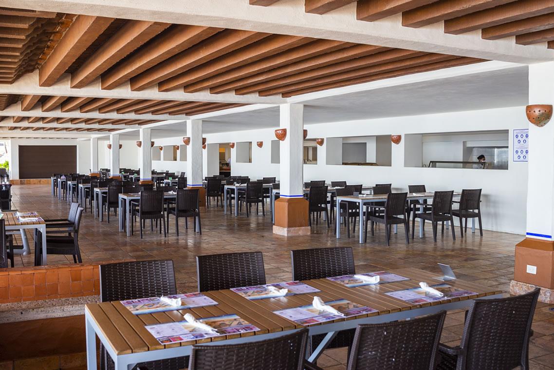 Restaurante frente al mar La Terraza