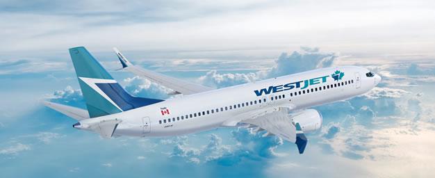 Vuelos WestJet Canadá a Mazatlán
