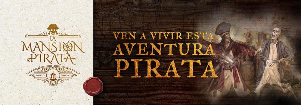 Ya abrió sus puertas el Museo La Mansión Pirata en Mazatlán